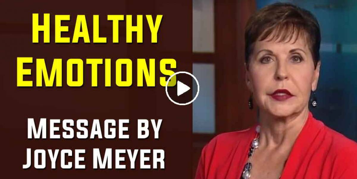 Joyce to Go - Healthy Emotions