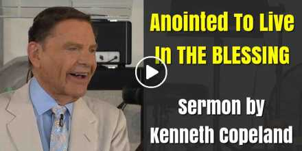 Anointed To Live In THE BLESSING - Kenneth Copeland (September-20-2020)