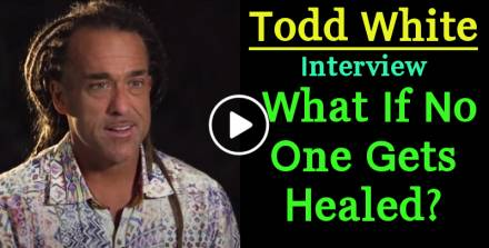 Todd White - Interview - What If No One Gets Healed? (February-13-2021)