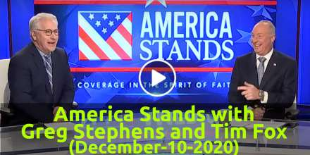 America Stands with Greg Stephens and Tim Fox - Kenneth Copeland Ministries (December-10-2020)