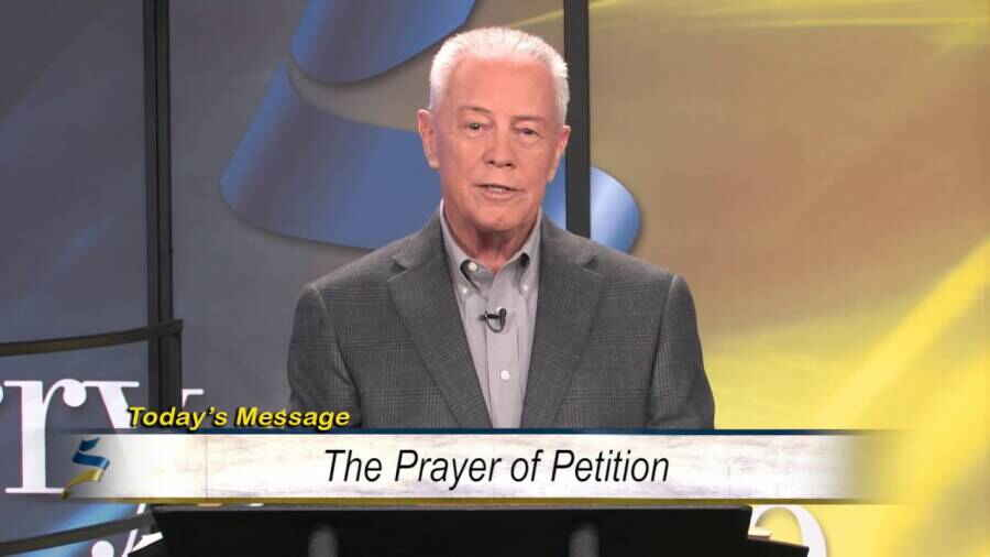 Prayer of Petition - Part 6 - Jerry Savelle