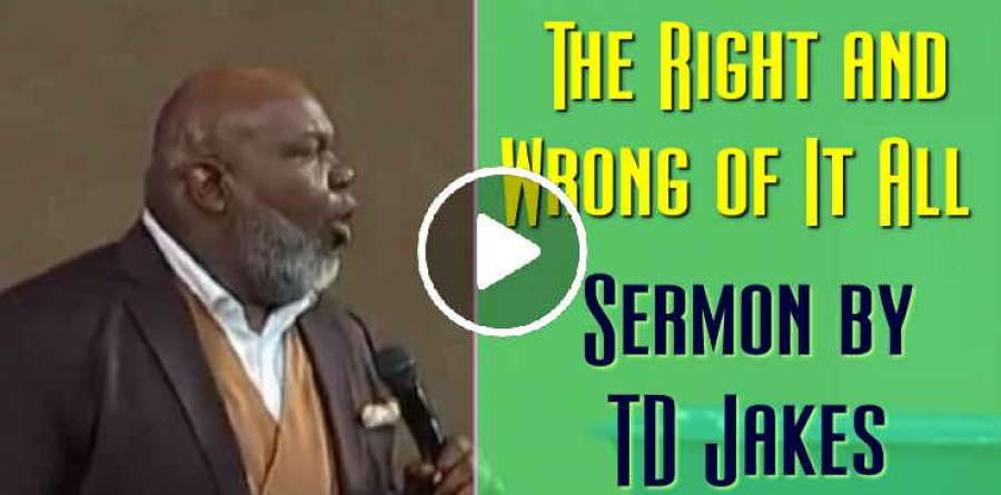 Td Jakes Sermons May 2019 Gastronomia Y Viajes