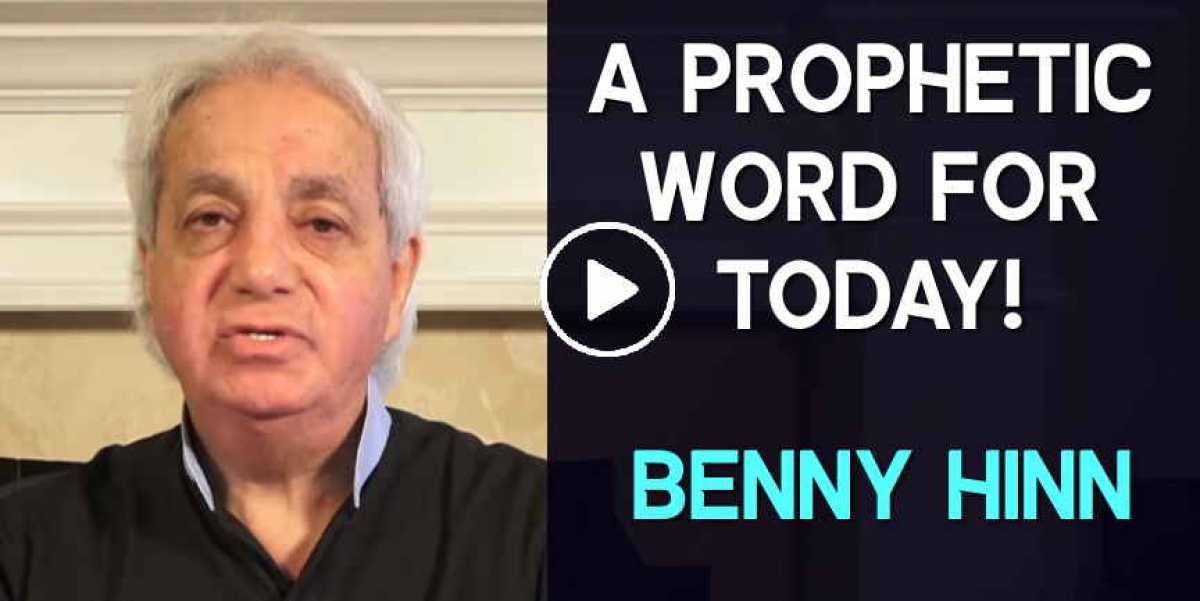 A Prophetic Word For Today! - Benny Hinn (October-15-2020)