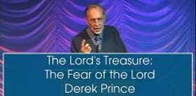 The Lord's Treasure: The Fear of the Lord - Derek Prince