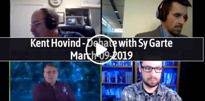 Kent Hovind - Debate with Sy Garte (March-09-2019)