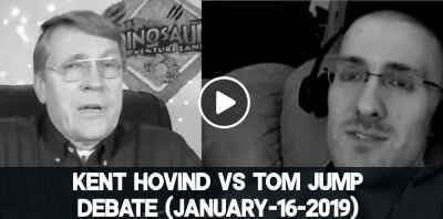 Kent Hovind vs Tom Jump - Debate (January-16-2019)