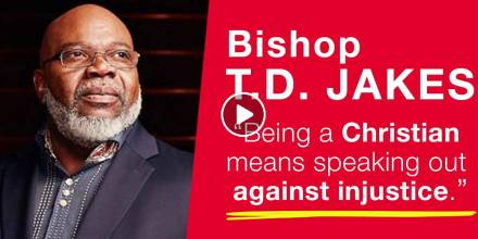 T.D. JAKES on Racial Injustice (February-06-2021)
