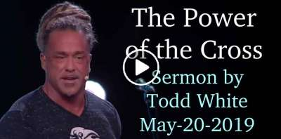 Todd White - The Power of the Cross (May-20-2019)