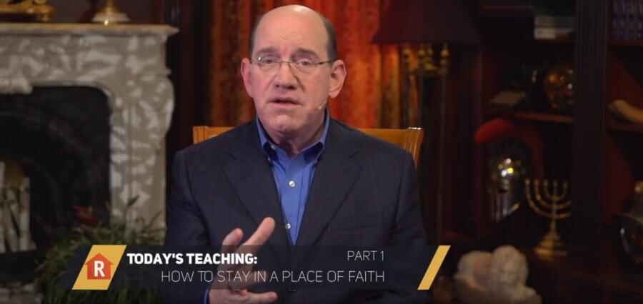 Rick Renner - Pt. 1, How To Stay In A Place Of Faith (04-03-2018)