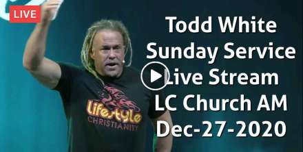 Todd White Sunday Service Live Stream - LC Church AM (December-27-2020)
