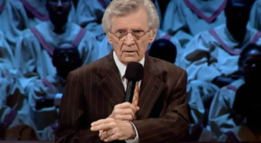 David Wilkerson - The Danger in Blessings