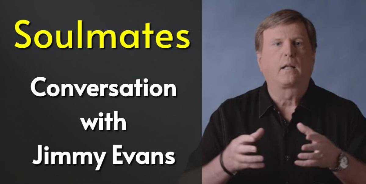Soulmates - In Conversation with Jimmy Evans (April-18-2019)