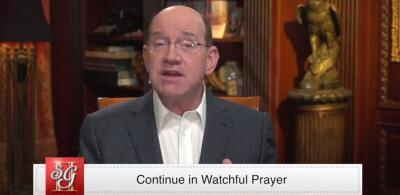 Continue in Watchful Prayer - Rick Renner (10-Feb-2018)
