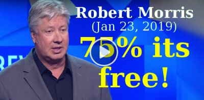 Robert Morris (January-23-2019) - 75% its free!