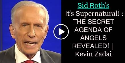 THE SECRET AGENDA OF ANGELS REVEALED! | Kevin Zadai - Sid Roth's It's Supernatural! (January-13-2019)