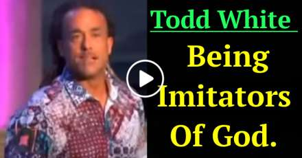 Todd White - Being Imitators Of God (January-16-2021)