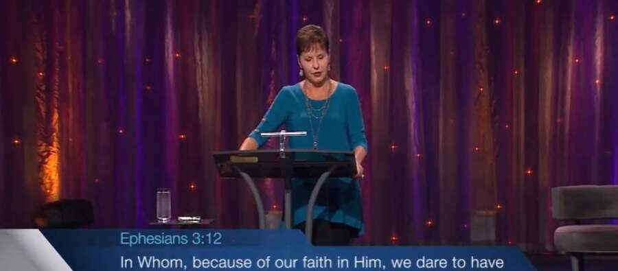 Sharing Hope in Eastern Europe -  Joyce Meyer