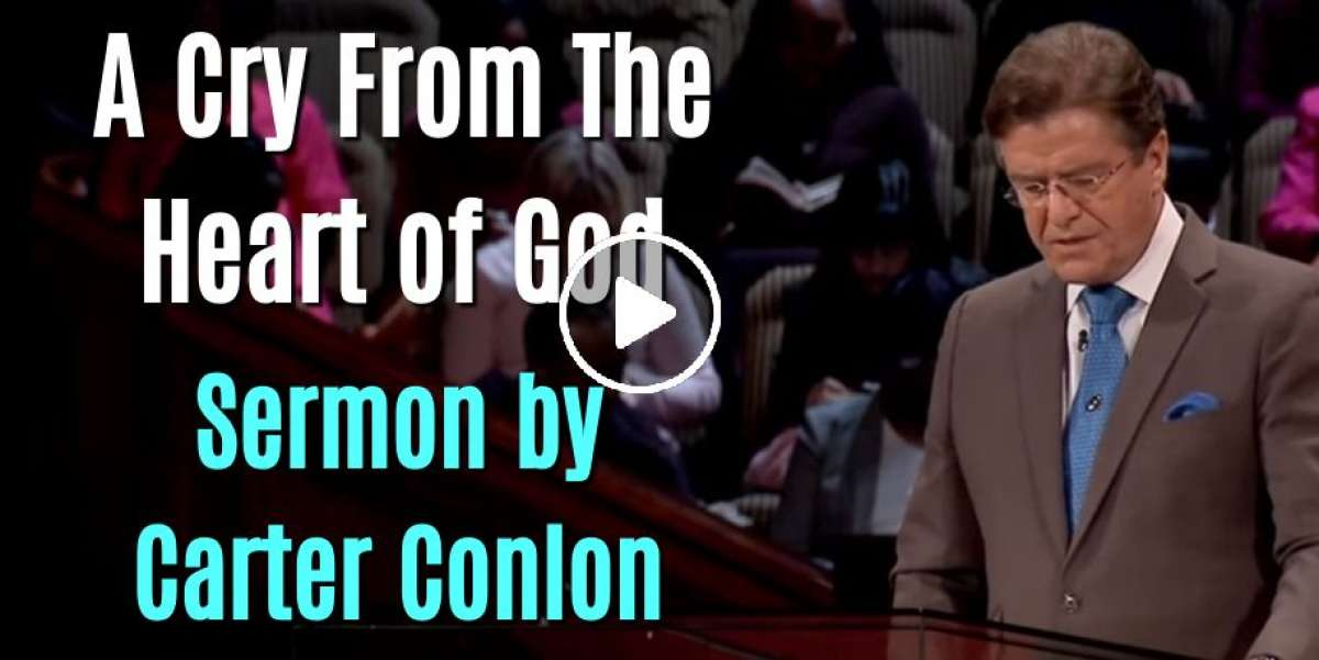 Carter Conlon - A Cry From The Heart of God (February-06-2020)