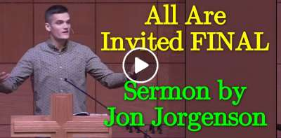 All Are Invited FINAL - Jon Jorgenson (August-02-2019)