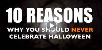 Why You Should NEVER Celebrate Halloween