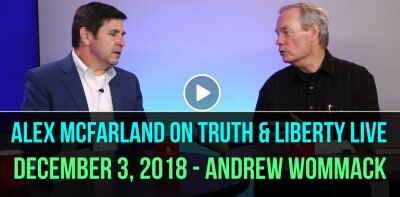Alex McFarland on Truth & Liberty Live - December 3, 2018 - Andrew Wommack