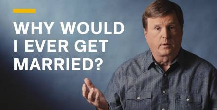 Why Get Married? - In Conversation with Jimmy Evans (October 9, 2018)