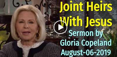 Joint Heirs With Jesus - Gloria Copeland (August-06-2019)