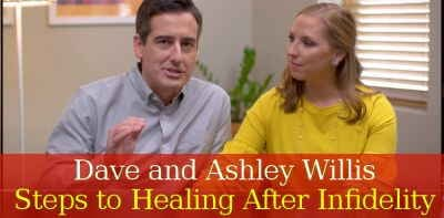 Jimmy Evans Ministries (Jul 26, 2018) - Dave and Ashley Willis - Steps to Healing After Infidelity