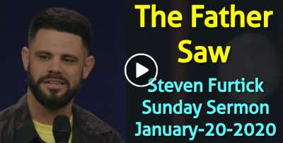 The Father Saw (When You Feel Invisible) | Kingdom Clout Part 2 - Steven Furtick Sunday Sermon January-20-2020