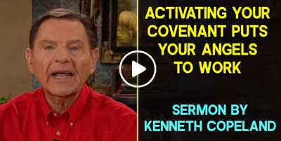 Activating Your Covenant Puts Your Angels to Work - Kenneth Copeland (July-22-2020)