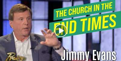 Jimmy Evans - Unpacking the Word, the Church and the End Times (July-28-2020)