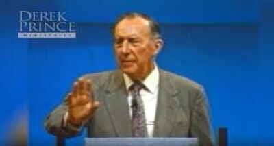 Derek Prince sermon The Two Banquets - online