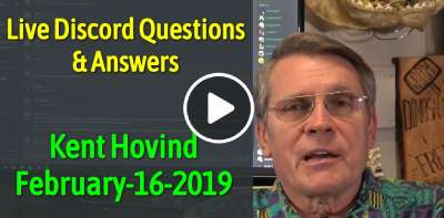 Dr. Kent Hovind - Live Discord Questions & Answers  (Pre-Recorded) (February-16-2019)