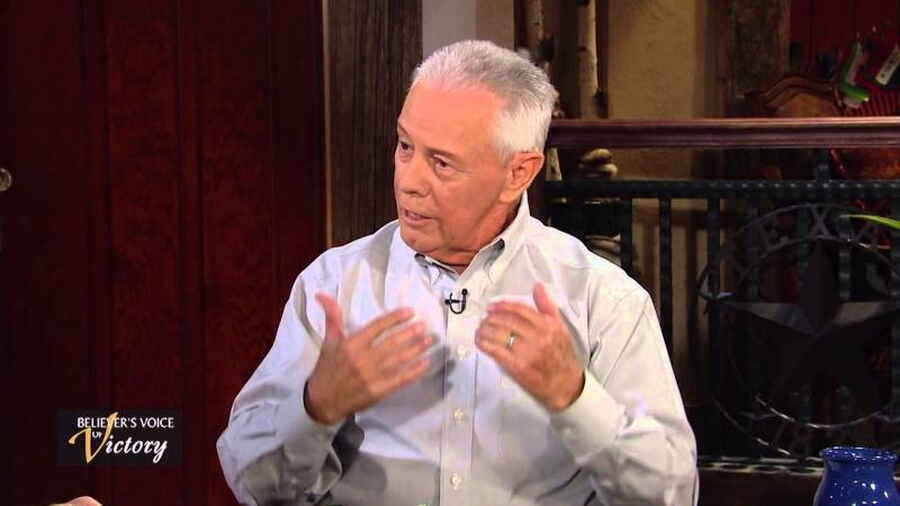 Jerry Savelle - Living In A Continual State of God's Favor, Part 3