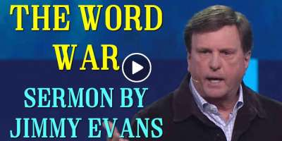 Jimmy Evans – The Word War (January-08-2020)