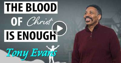 God has taken care of Your Problem - Tony Evans (August-17-2019)