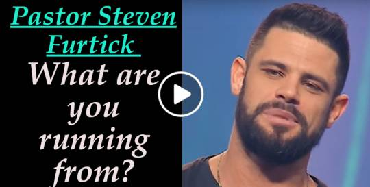 What are you running from? | Pastor Steven Furtick (July-24-2018)