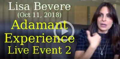 Lisa Bevere (October 11, 2018) - Adamant Experience - Live Event 2