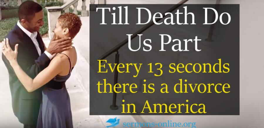 """Till Death Do Us Part"" 9 Feb. 2018 On Your World with Creflo Dollar"