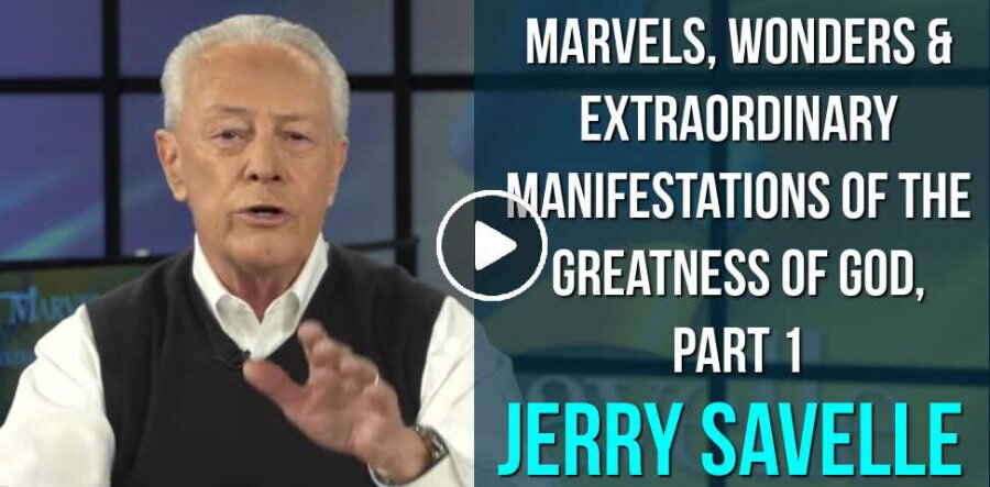 Marvels, Wonders & Extraordinary Manifestations of the Greatness of God, Part 1 - Jerry Savelle (January-13-2019)