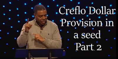 Creflo Dollar sermon Provision in a seed Part 2 - online