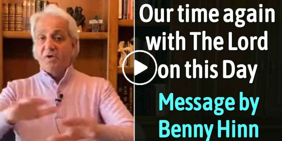 Our time again with The Lord on this Day - Benny Hinn (April-02-2020)