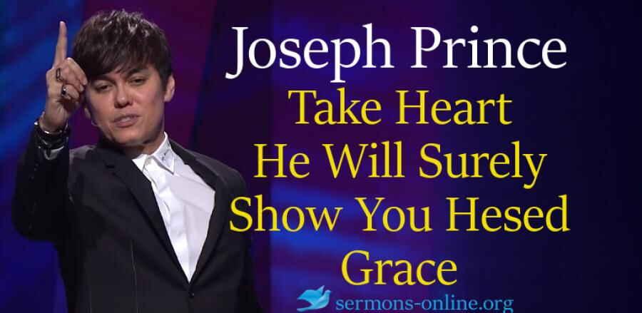 joseph prince sermons