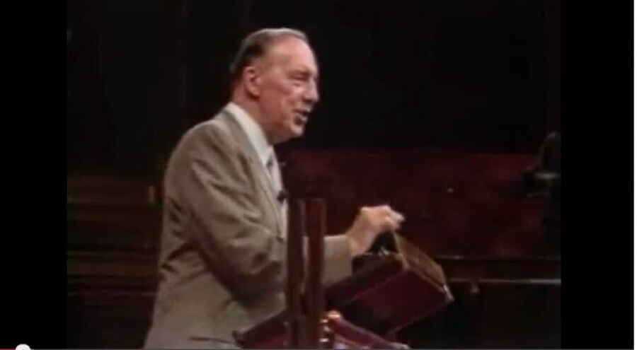 DEREK PRINCE - THE ENEMIES WE FACE, PART 2 - The Nature of Witchcraft