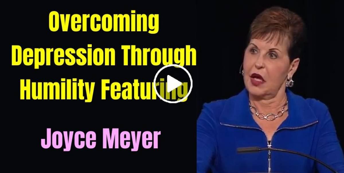 Joyce Meyer (April-08-2019) Sermon: Understanding and ...