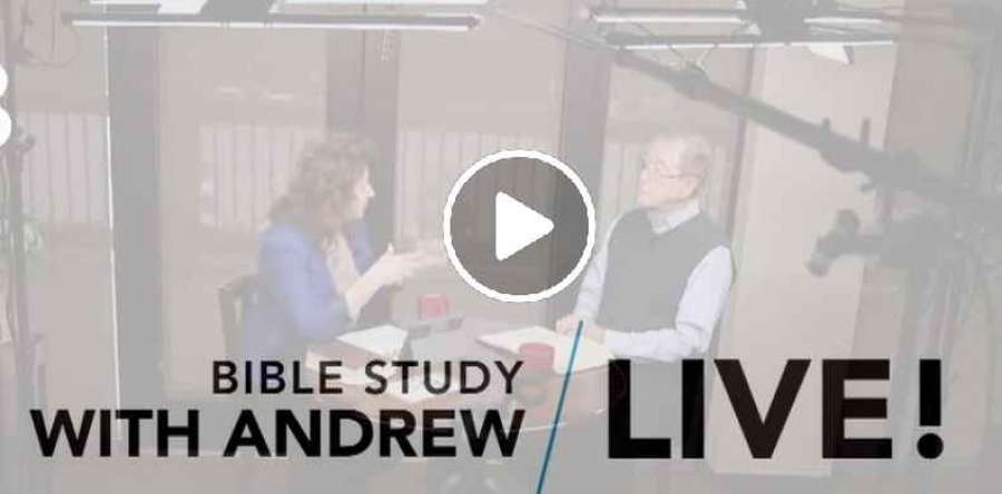 Andrew Wommack Live Bible Study - Happy Caldwell - April 30, 2019