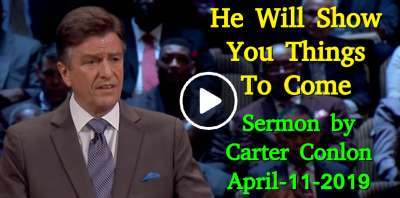 Carter Conlon - He Will Show You Things To Come (April-11-2019)