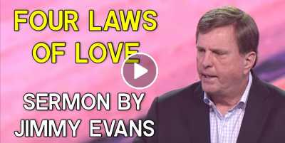 Four Laws of Love - Jimmy Evans (July-06-2020)