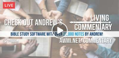 Summer Family Bible Conference 2019: Day 5, Session 14 - Greg Mohr - Andrew Wommack Ministries (July 5, 2019)