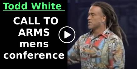 Todd White -  CALL TO ARMS mens conference  (February-01-2021)